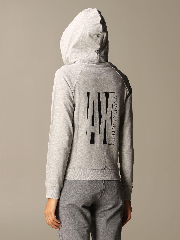 Sweatshirt Armani Exchange: Sweatshirt women Armani Exchange grey 2