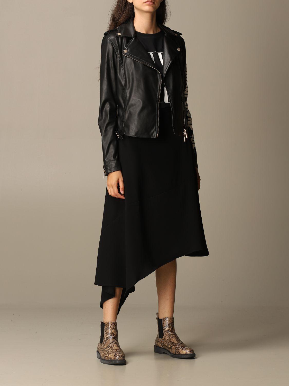 Jacket Armani Exchange: Jacket women Armani Exchange black 2