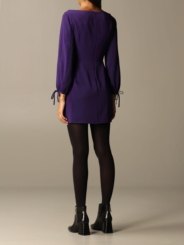 Dress Armani Exchange: Dress women Armani Exchange violet 2