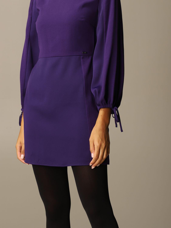 Dress Armani Exchange: Dress women Armani Exchange violet 3
