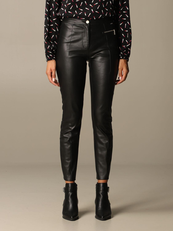 Trousers Armani Exchange: Trousers women Armani Exchange black 1
