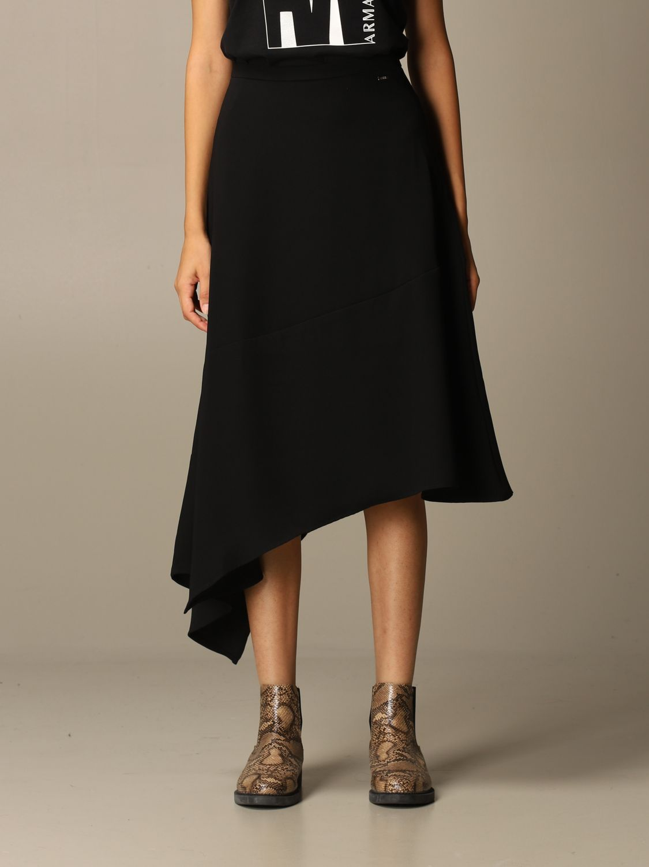 Skirt Armani Exchange: Skirt women Armani Exchange black 1
