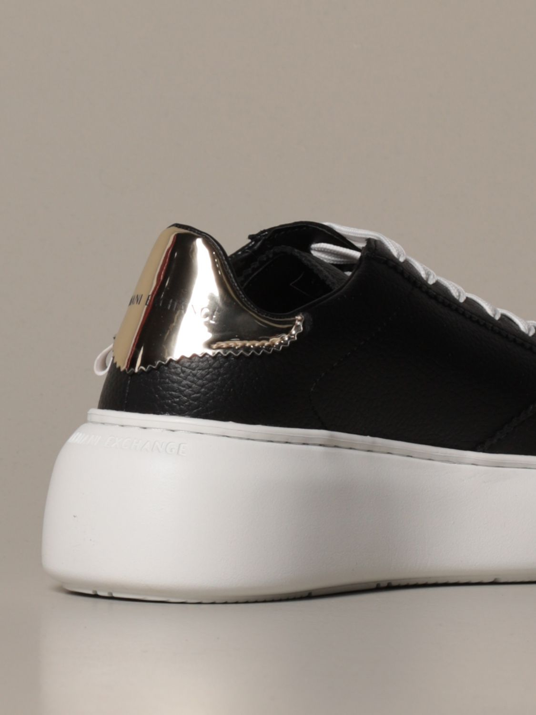 Baskets Armani Exchange: Chaussures femme Armani Exchange noir 3