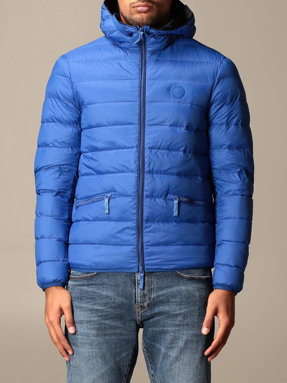 Jacket Armani Exchange: Jacket men Armani Exchange marine 1