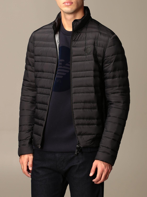 Куртка Armani Exchange: Куртка Мужское Armani Exchange черный 3