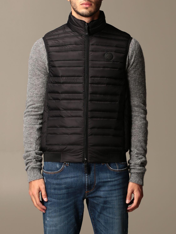Waistcoat Armani Exchange: Jacket men Armani Exchange black 1