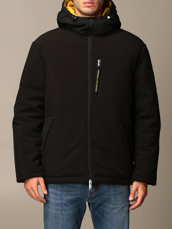 Jacket Armani Exchange: Jacket men Armani Exchange black 1