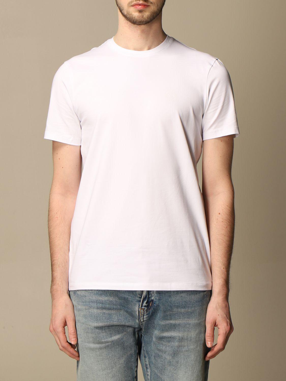 T-shirt Armani Exchange: T-shirt homme Armani Exchange blanc 1