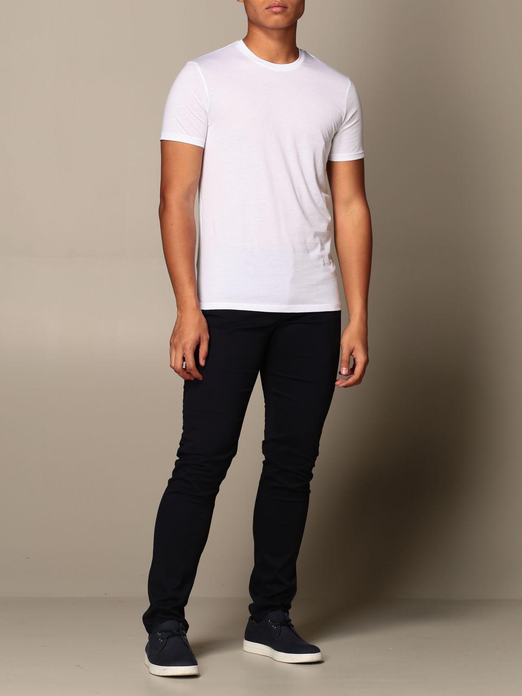 T-shirt Armani Exchange: T-shirt men Armani Exchange white 2
