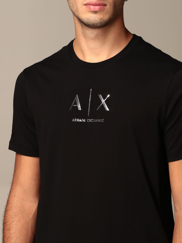 Футболка Armani Exchange: Футболка Мужское Armani Exchange черный 3