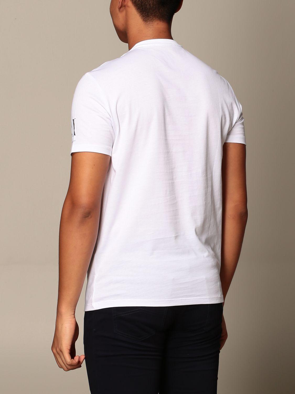 T-shirt Armani Exchange: T-shirt men Armani Exchange white 3