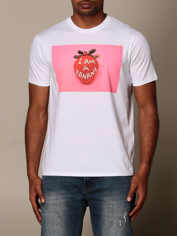 T-shirt Armani Exchange: T-shirt men Armani Exchange white 1