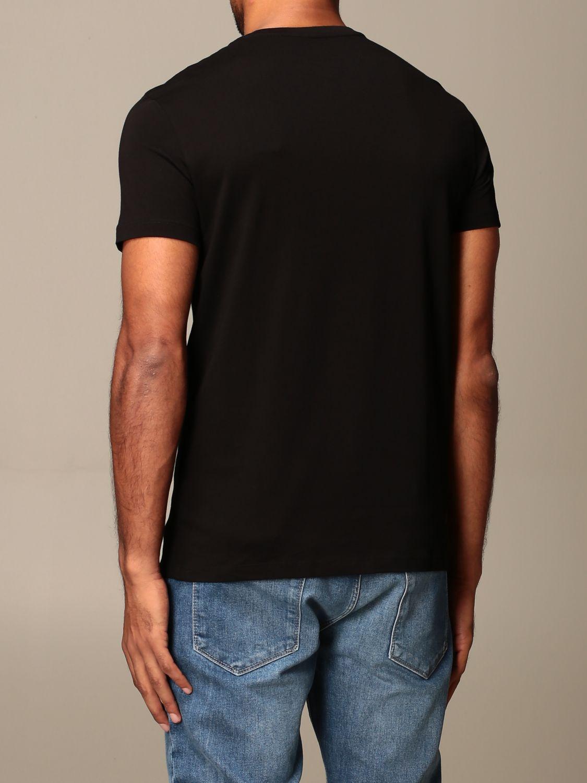 T-Shirt Armani Exchange: T-shirt herren Armani Exchange schwarz 2
