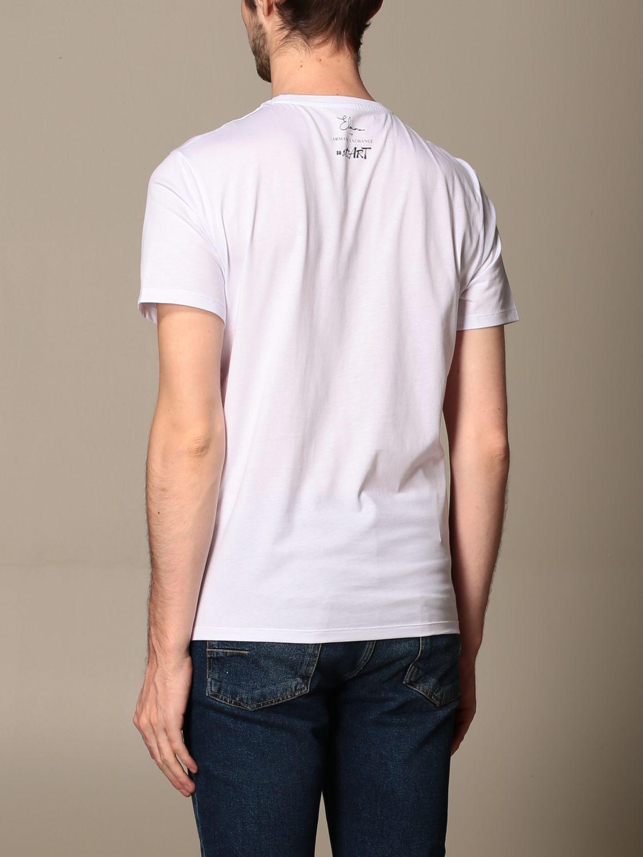 T-shirt Armani Exchange: T-shirt Armani Exchange in cotone con stampa bianco 2