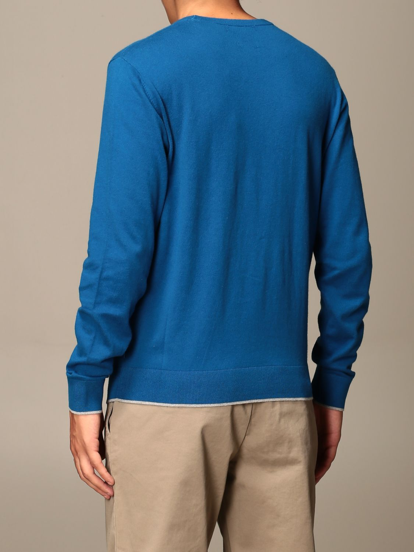 Pull Armani Exchange: Pull homme Armani Exchange bleu 2