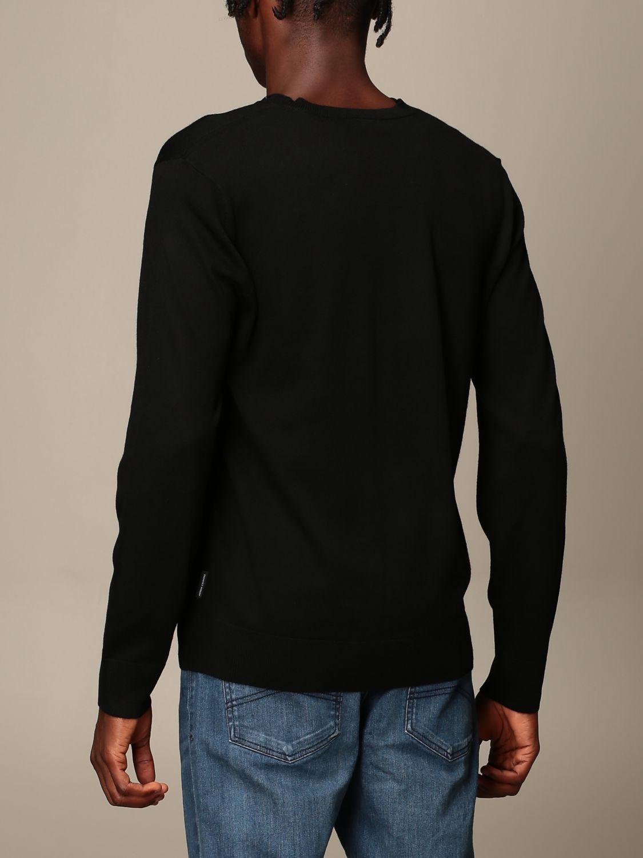 Pullover Armani Exchange: Pullover herren Armani Exchange schwarz 3