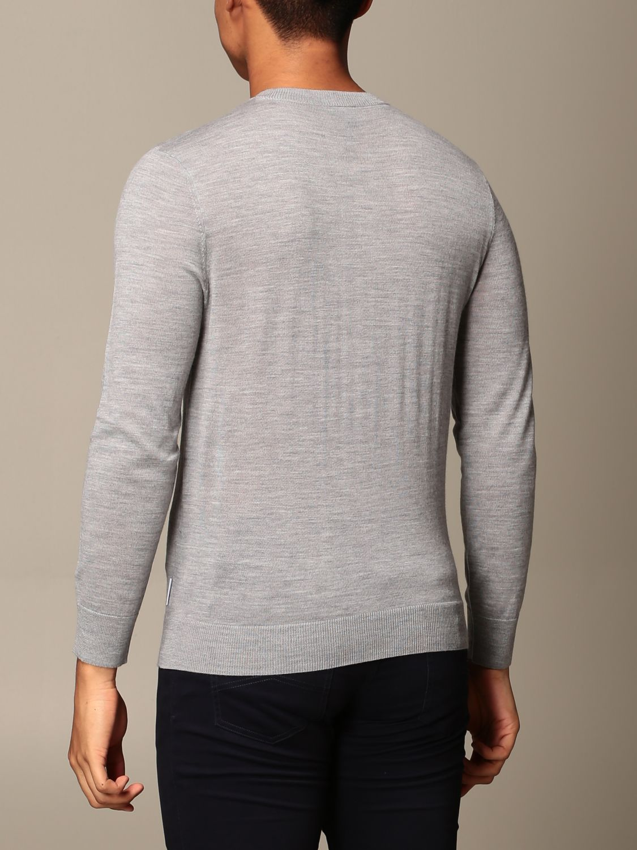 Sweater Armani Exchange: Sweater men Armani Exchange grey 3