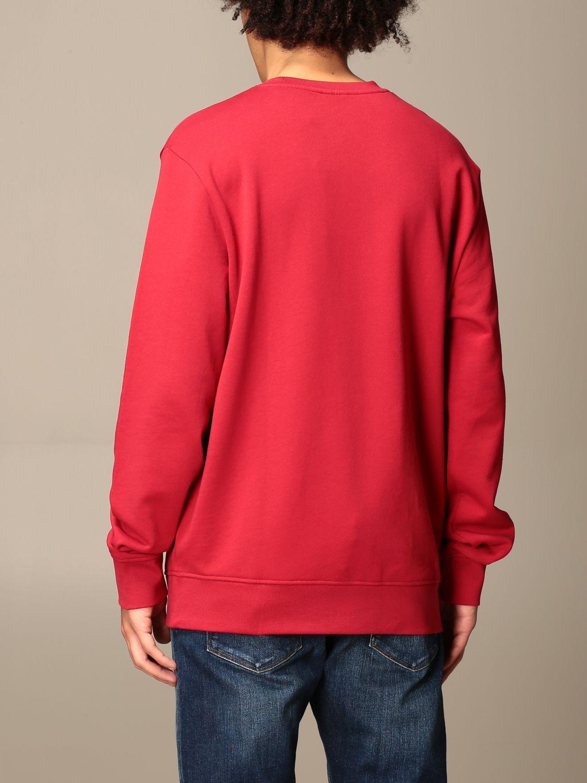 Sweatshirt Armani Exchange: Basic Armani Exchange sweatshirt red 2
