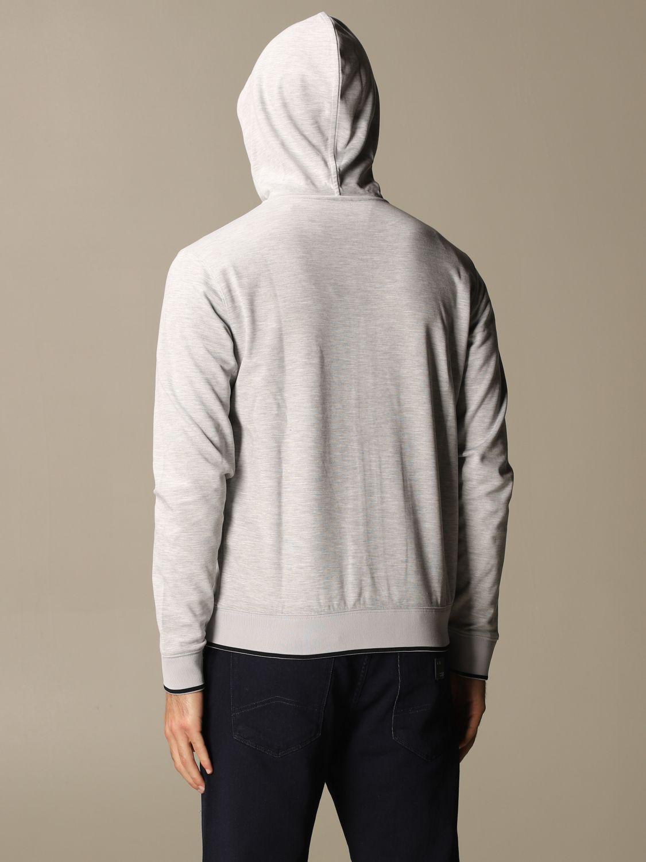 Sweatshirt Armani Exchange: Sweatshirt homme Armani Exchange gris 2