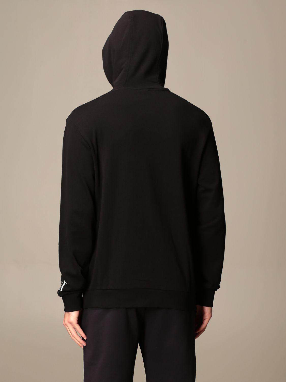 Sweatshirt Armani Exchange: Sweatshirt homme Armani Exchange noir 1 3