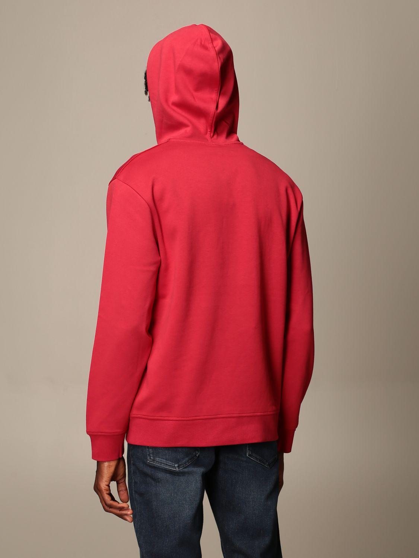 Sweatshirt Armani Exchange: Sweatshirt men Armani Exchange red 2