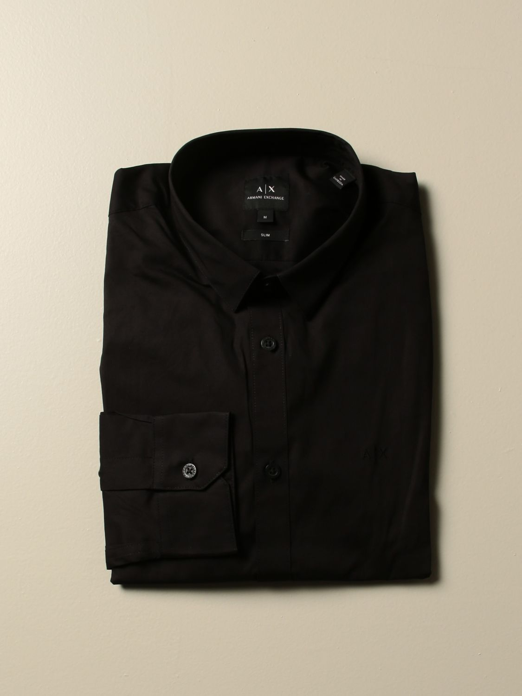 Shirt Armani Exchange: Shirt men Armani Exchange black 1
