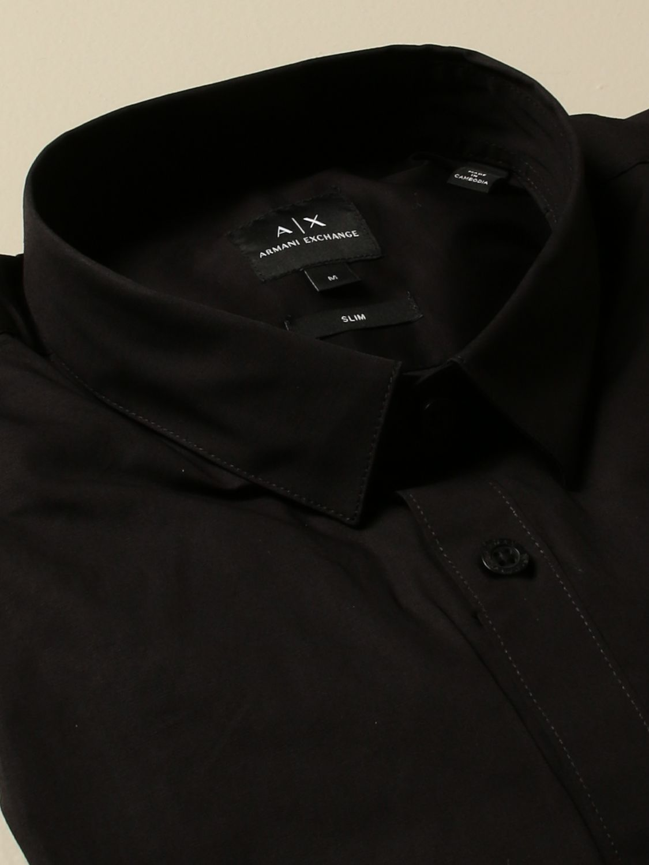 Shirt Armani Exchange: Shirt men Armani Exchange black 2