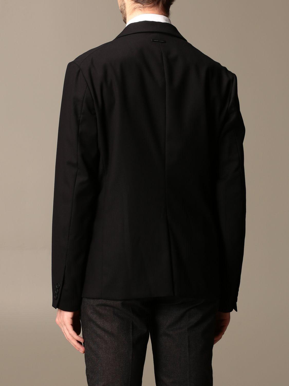 Blazer Armani Exchange: Blazer men Armani Exchange black 2
