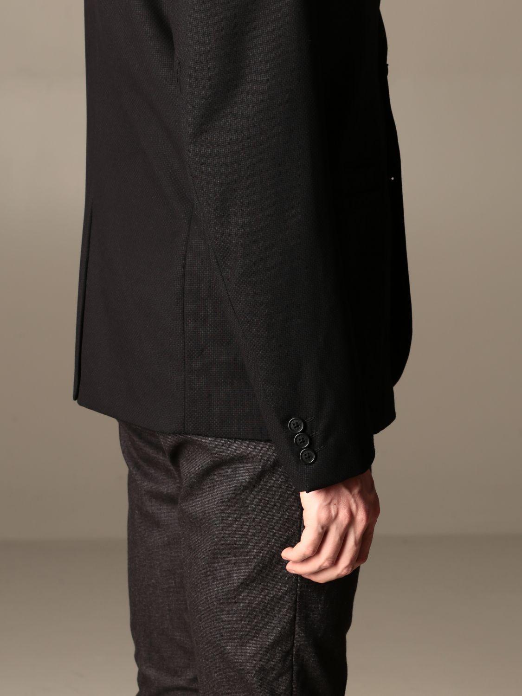 Blazer Armani Exchange: Blazer men Armani Exchange black 3