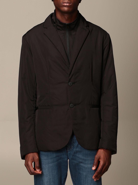 Блейзер Armani Exchange: Блейзер Мужское Armani Exchange черный 1