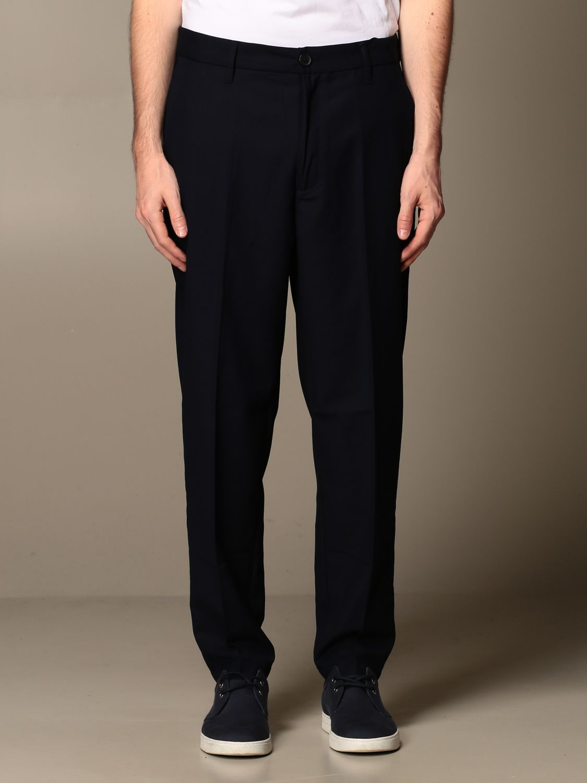 Trousers Armani Exchange: Trousers men Armani Exchange blue 1