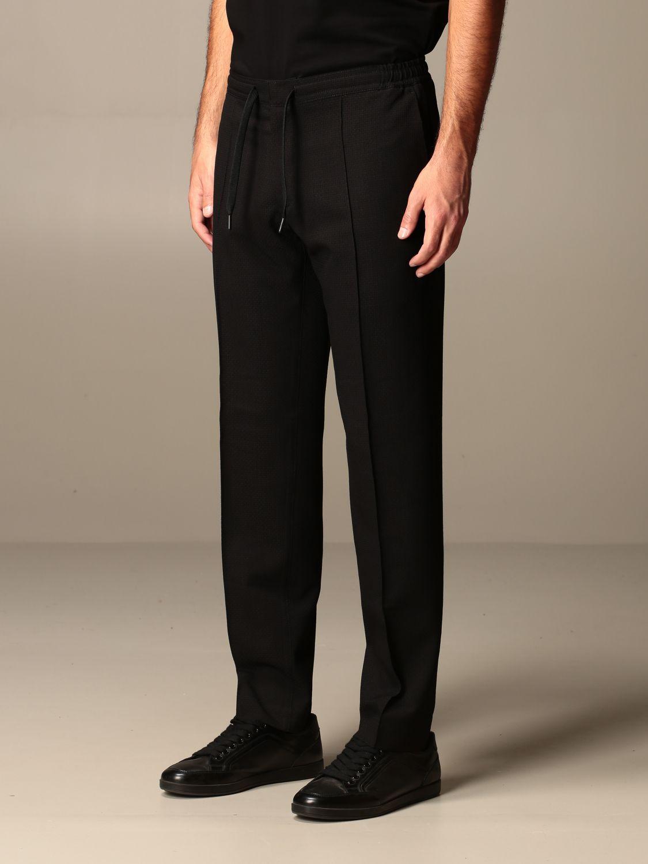 Pantalon Armani Exchange: Pantalon homme Armani Exchange noir 3