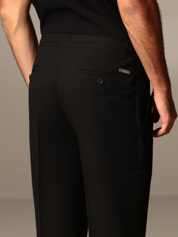 Pantalon Armani Exchange: Pantalon homme Armani Exchange noir 4
