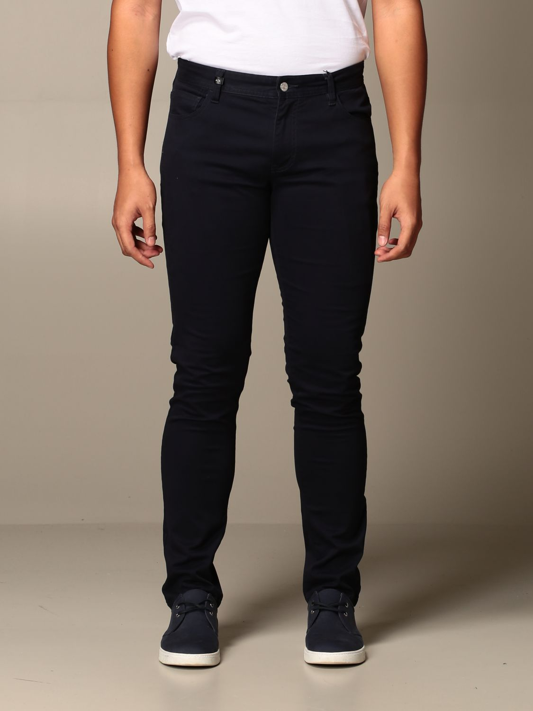 Pants Armani Exchange: Pants men Armani Exchange blue 1