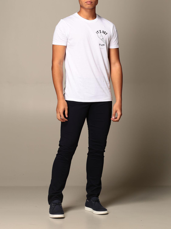 Pants Armani Exchange: Pants men Armani Exchange blue 2