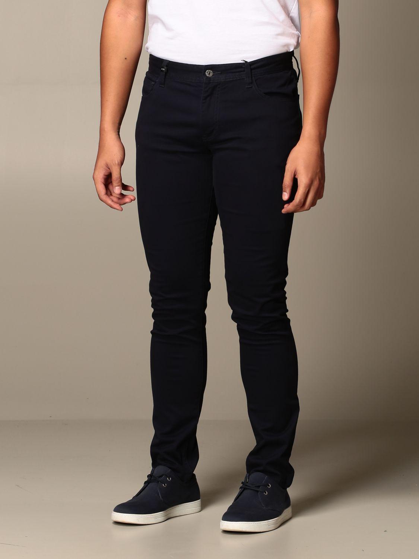 Pants Armani Exchange: Pants men Armani Exchange blue 4