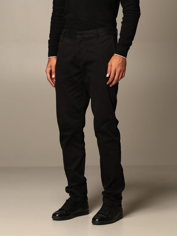 Trousers Armani Exchange: Trousers men Armani Exchange black 3
