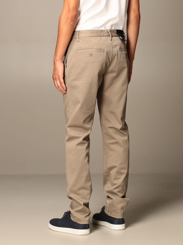 Pantalone Armani Exchange: Pantalone Armani Exchange in cotone beige 2