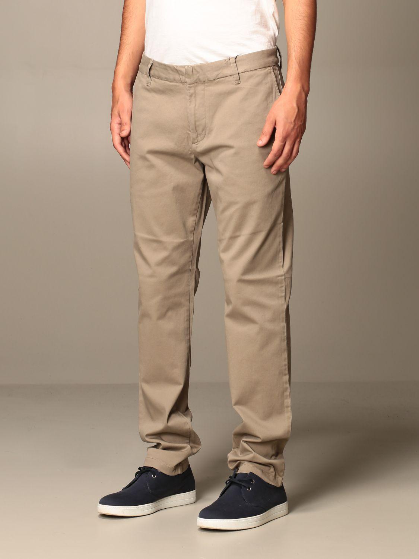 Pantalone Armani Exchange: Pantalone Armani Exchange in cotone beige 3