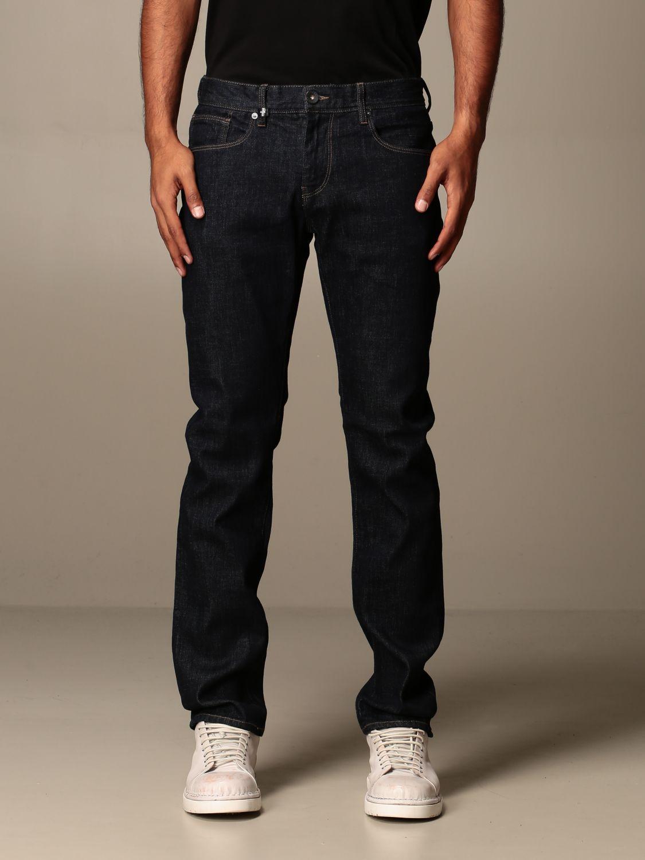 Jeans Armani Exchange: Jeans men Armani Exchange blue 1