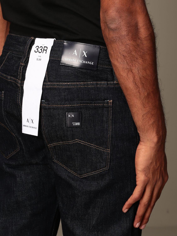 Jeans Armani Exchange: Jeans men Armani Exchange blue 3