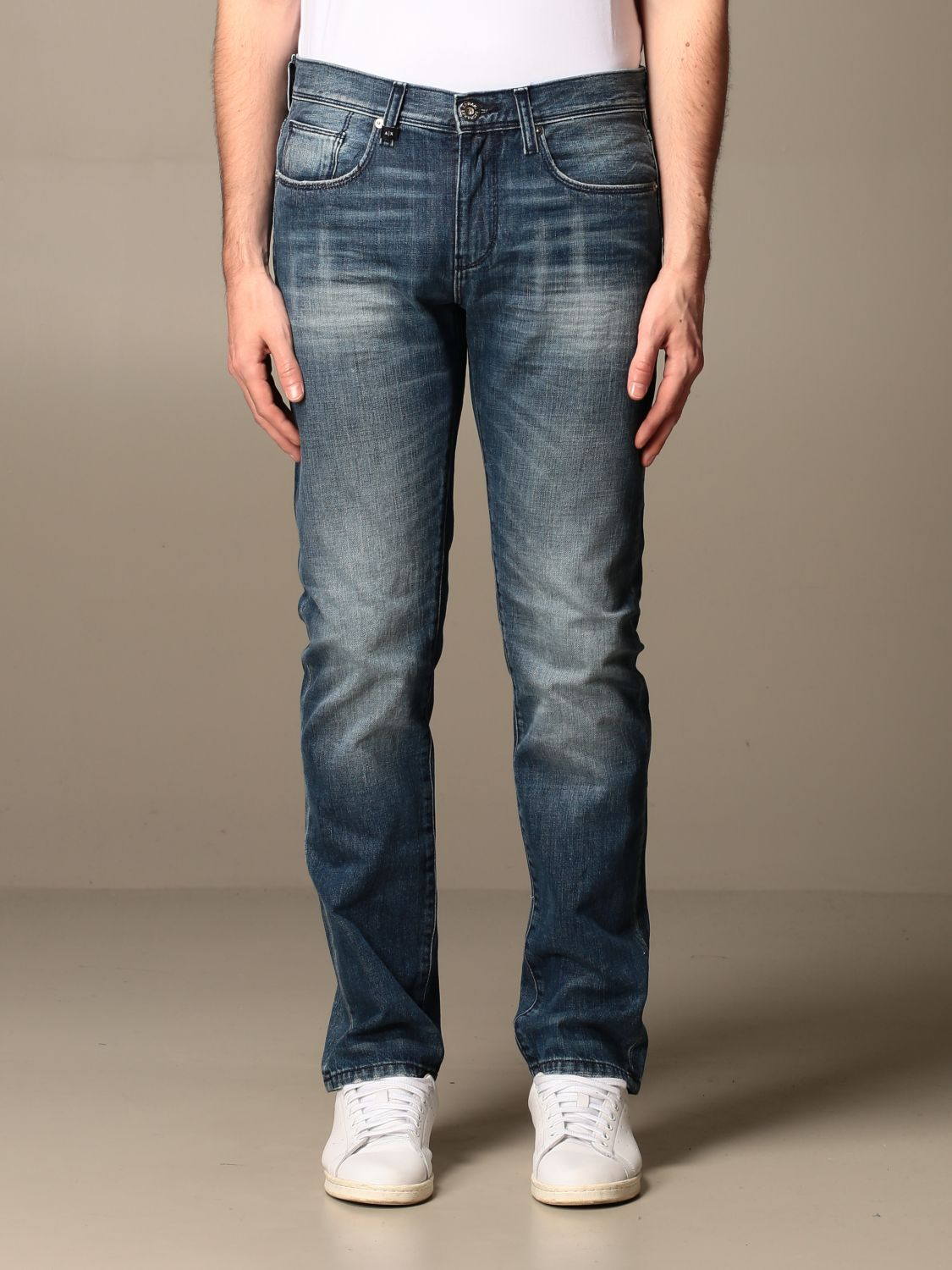 Jeans Armani Exchange: Jeans men Armani Exchange denim 1