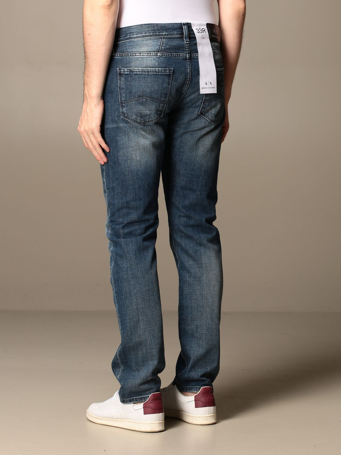Jeans Armani Exchange: Jeans men Armani Exchange denim 2