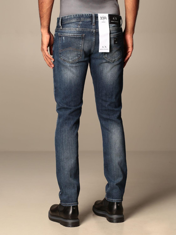 Jeans Armani Exchange: Armani Exchange jeans in skinny fit denim denim 2