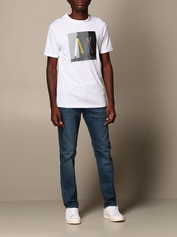 Jeans Armani Exchange: Jeans men Armani Exchange blue 2