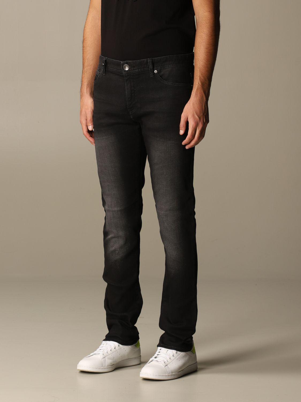 Jeans Armani Exchange: Jeans homme Armani Exchange noir 3