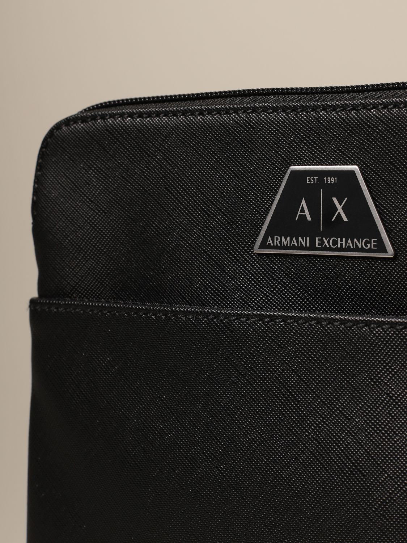 Сумка на ремне Armani Exchange: Сумка Мужское Armani Exchange черный 3