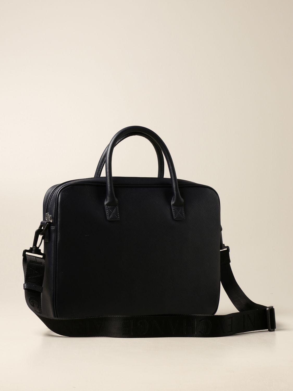 Shoulder bag Armani Exchange: Bags men Armani Exchange navy 2