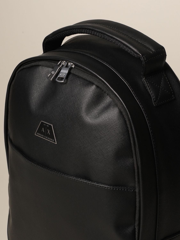 Rucksack Armani Exchange: Tasche herren Armani Exchange schwarz 3