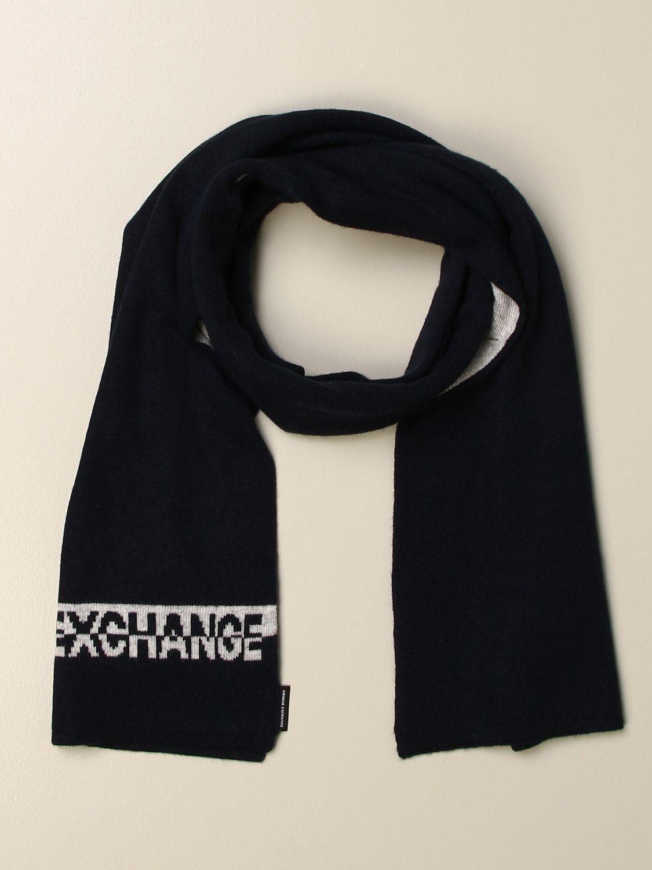 Chapeau Armani Exchange: Chapeau homme Armani Exchange bleu 2